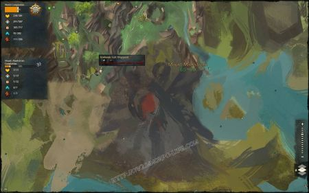 Firebreak Fort Waypoint Guild Wars 2 Life