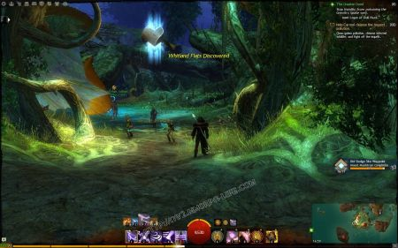 Old Sledge Site Waypoint Guild Wars 2 Life