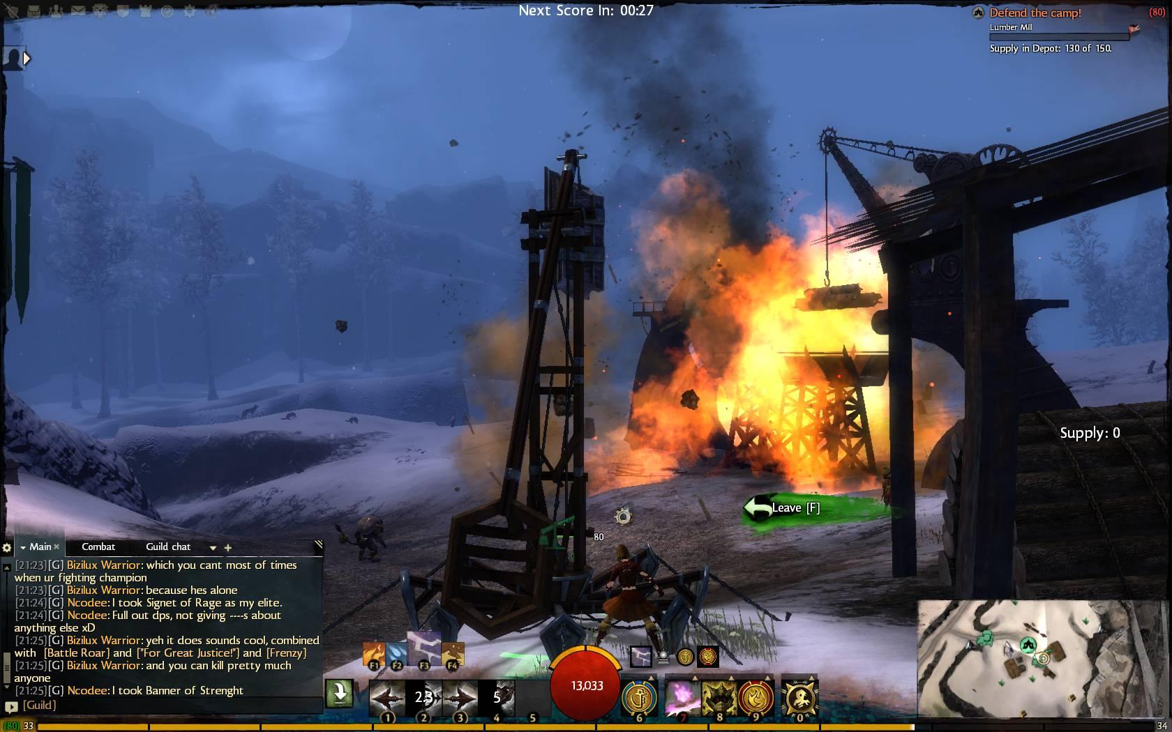 Gw2 Explosive Shot