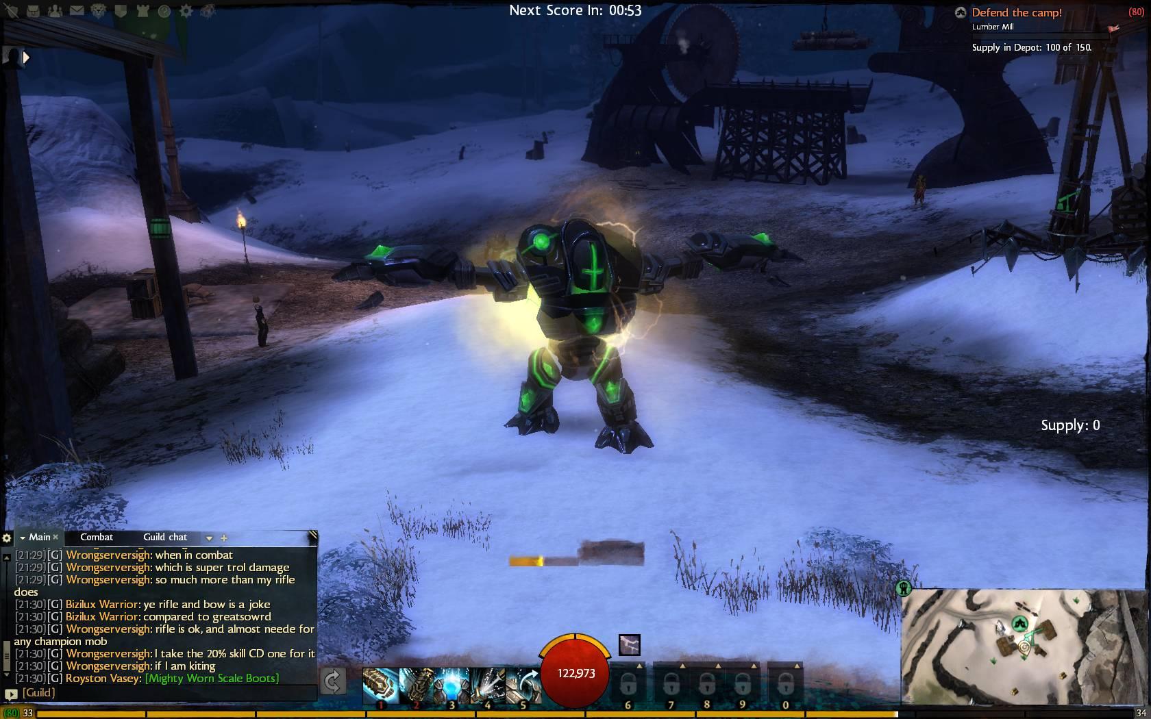 Gw2 Siege Golems