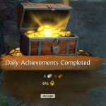 daily achievements