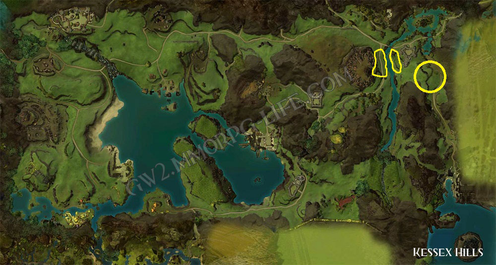 how to get to verdant brink gw2 in maguuma