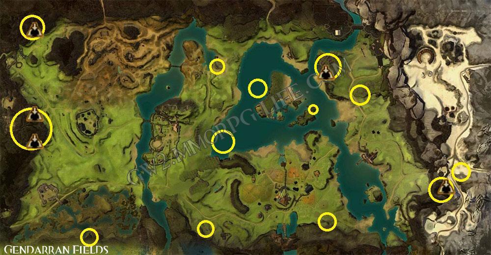 gw2 world map with Silver Ore Gendarran Fields Gw2 on Guild Wars 2 Kartenvergleich Das Alte Und Neue Tyria additionally Disney World Park Maps in addition Snowden Drifts GW2 Map together with Datamining new world map of pla  tyria showing in addition Watch.