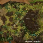 juvenile_fern_hound_Brisban_Wildlands_location