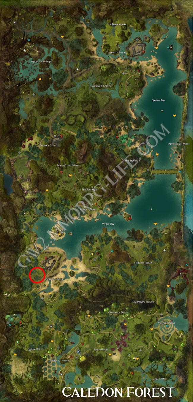 juvenile_jungle_stalker_location_Caledon_Forest