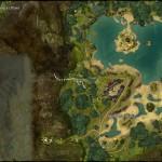 map of spekks' laboratory jumping puzzle