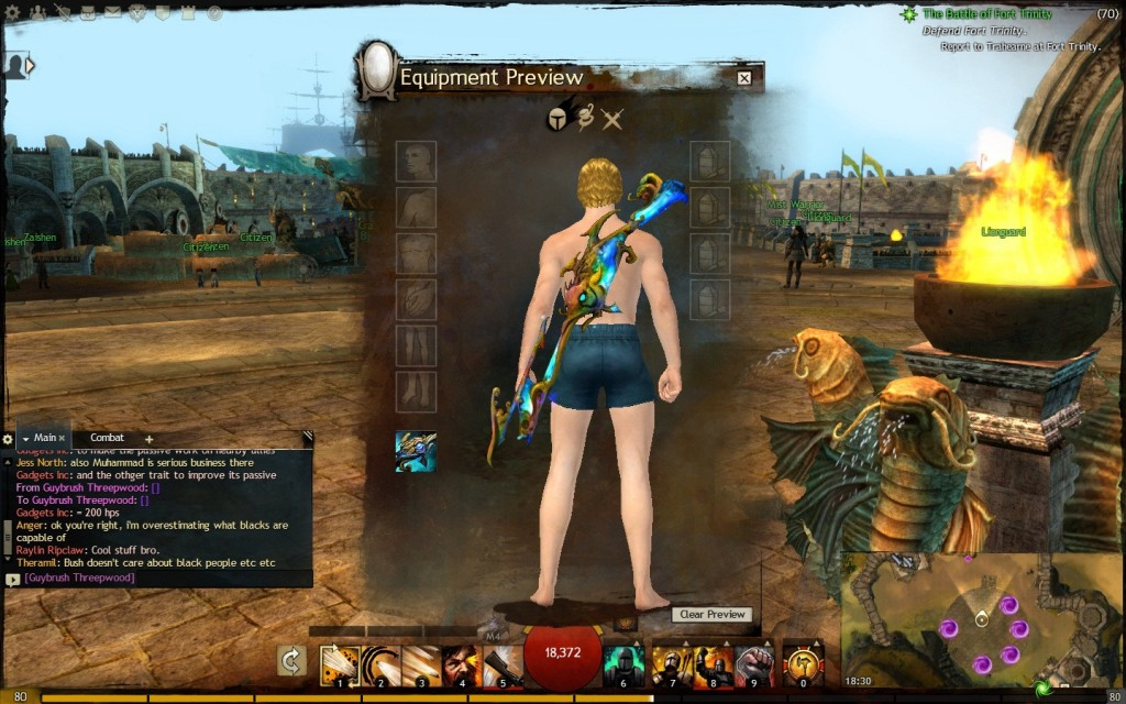 how to get to cursed shore gw2