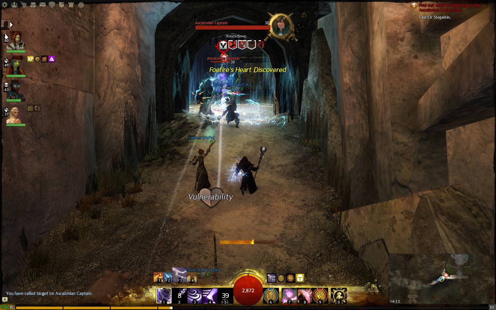 Guild Wars 2: Ascalonian Catacombs Dungeon Guide ...