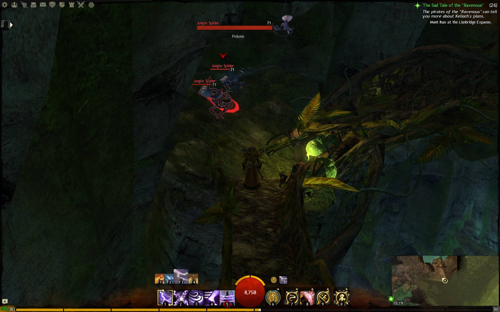 Cantle Of Sea 10 Guild Wars 2 Life
