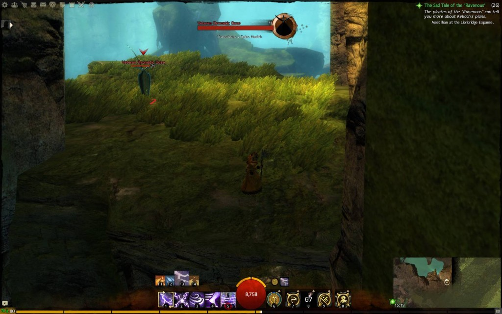 Cantle Of Sea 12 Guild Wars 2 Life
