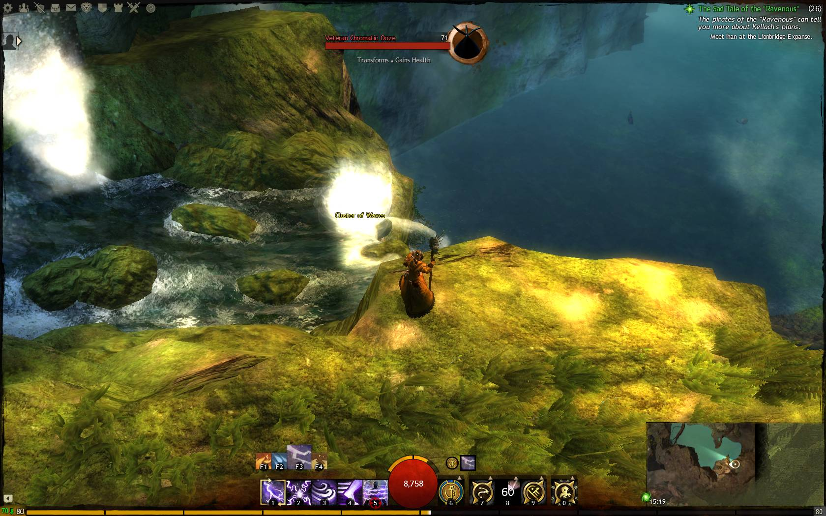 Cantle Of Sea 13 Guild Wars 2 Life