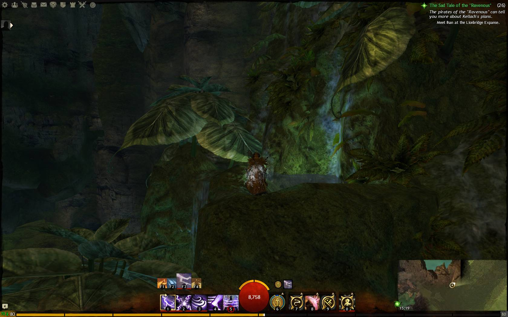 Cantle Of Sea 7 Guild Wars 2 Life