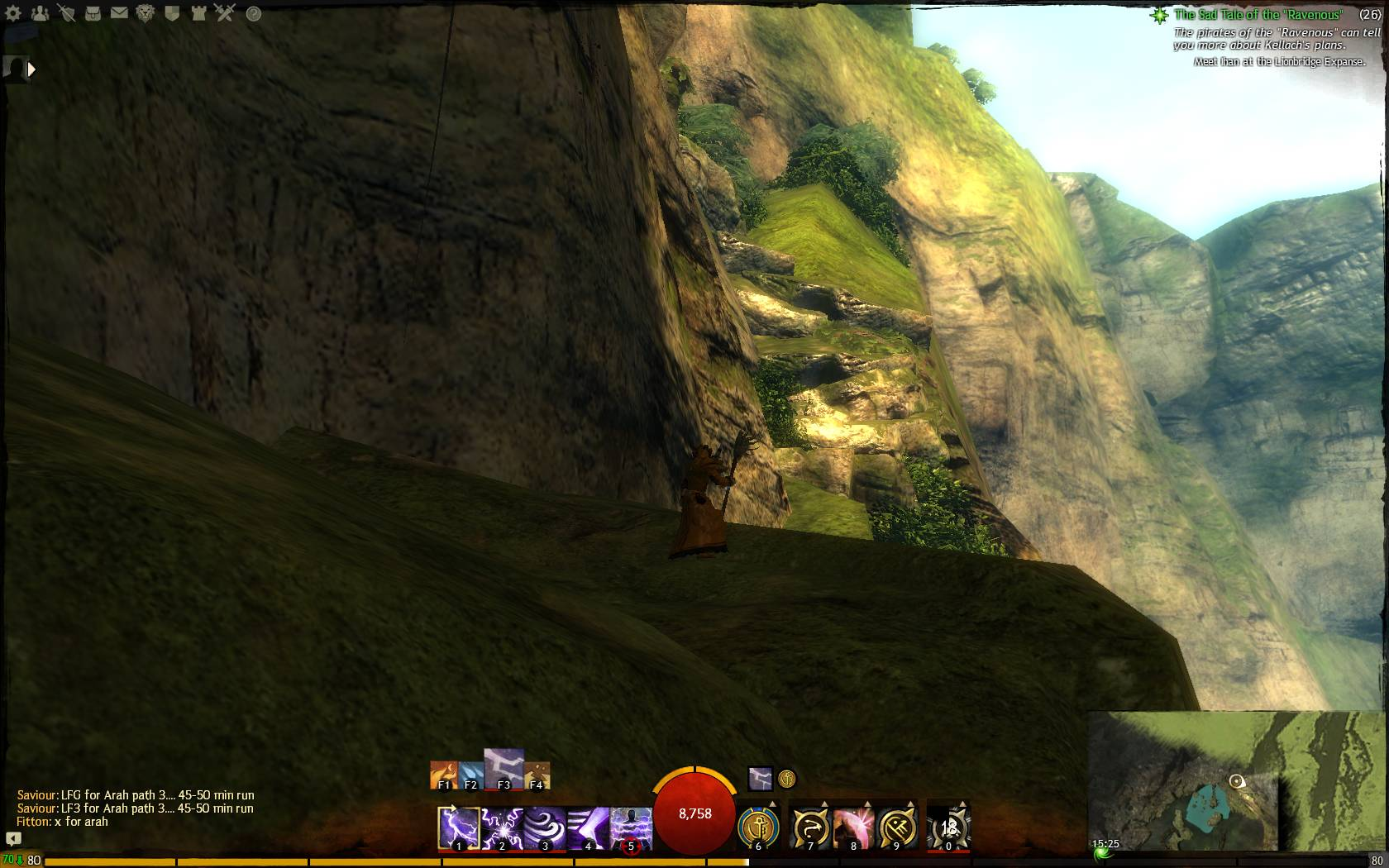 Cantle Of Sky 10 Guild Wars 2 Life