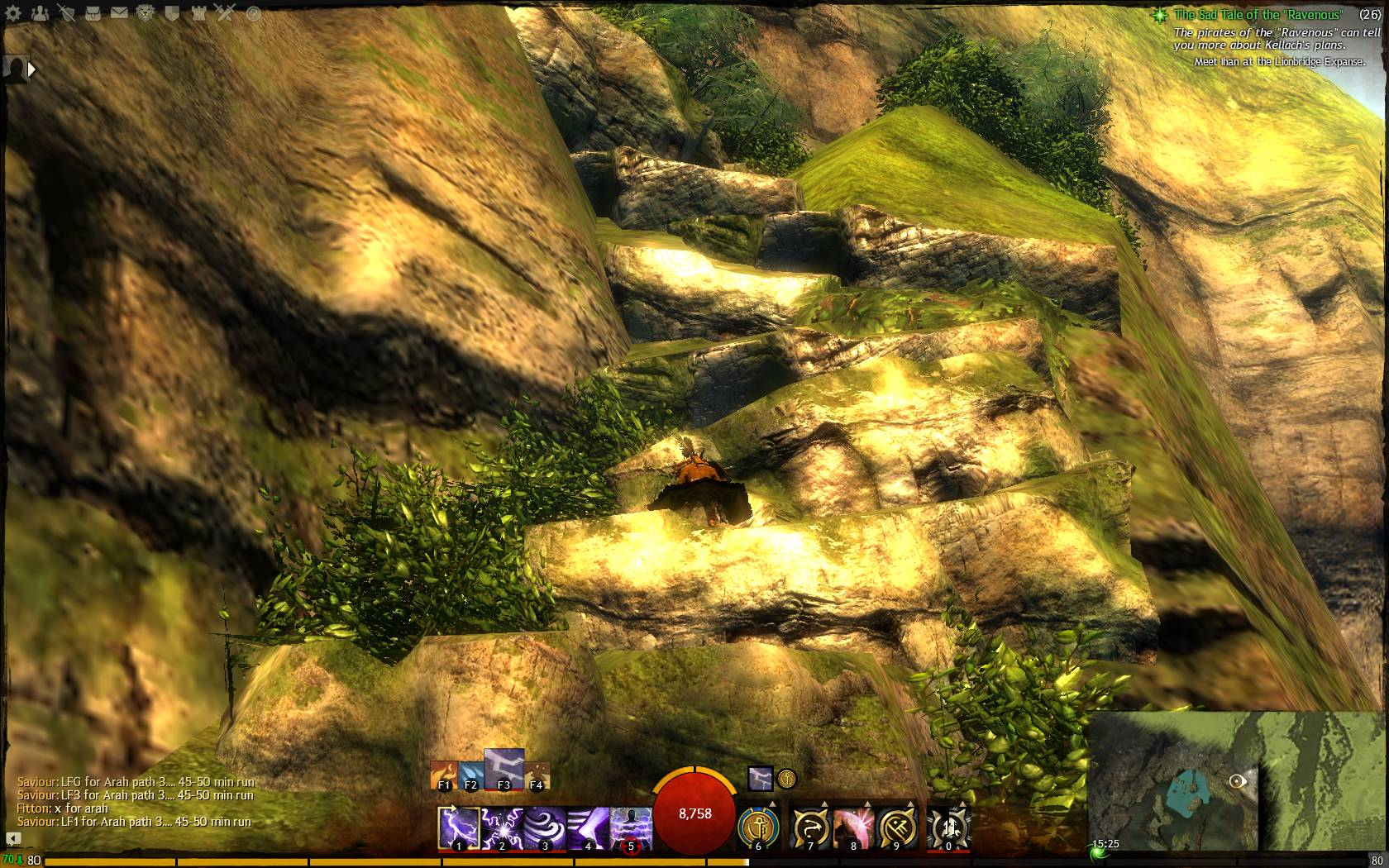 Cantle of sky (11) - Guild Wars 2 Life