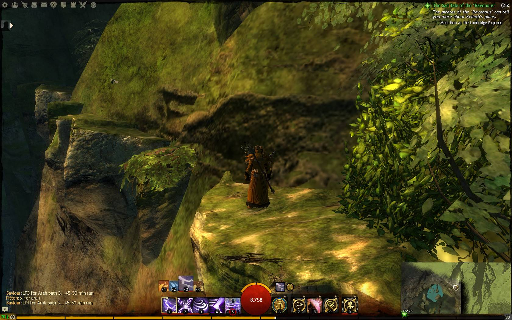 Cantle Of Sky 12 Guild Wars 2 Life