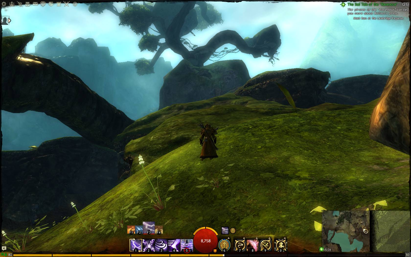 Cantle Of Sun 1 Guild Wars 2 Life