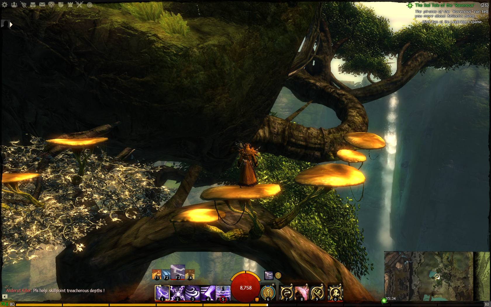 Cantle Of Sun 17 Guild Wars 2 Life