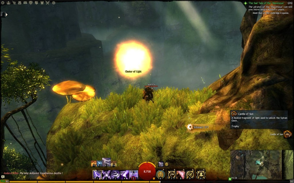 Cantle Of Sun 24 Guild Wars 2 Life