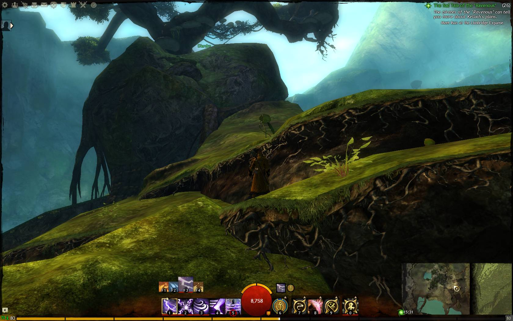 Cantle Of Sun 3 Guild Wars 2 Life