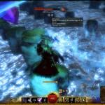 Chaos Crystal Cavern Jumping Puzzle