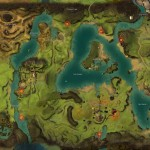 Gendarran fields Pumpkin Locations Map