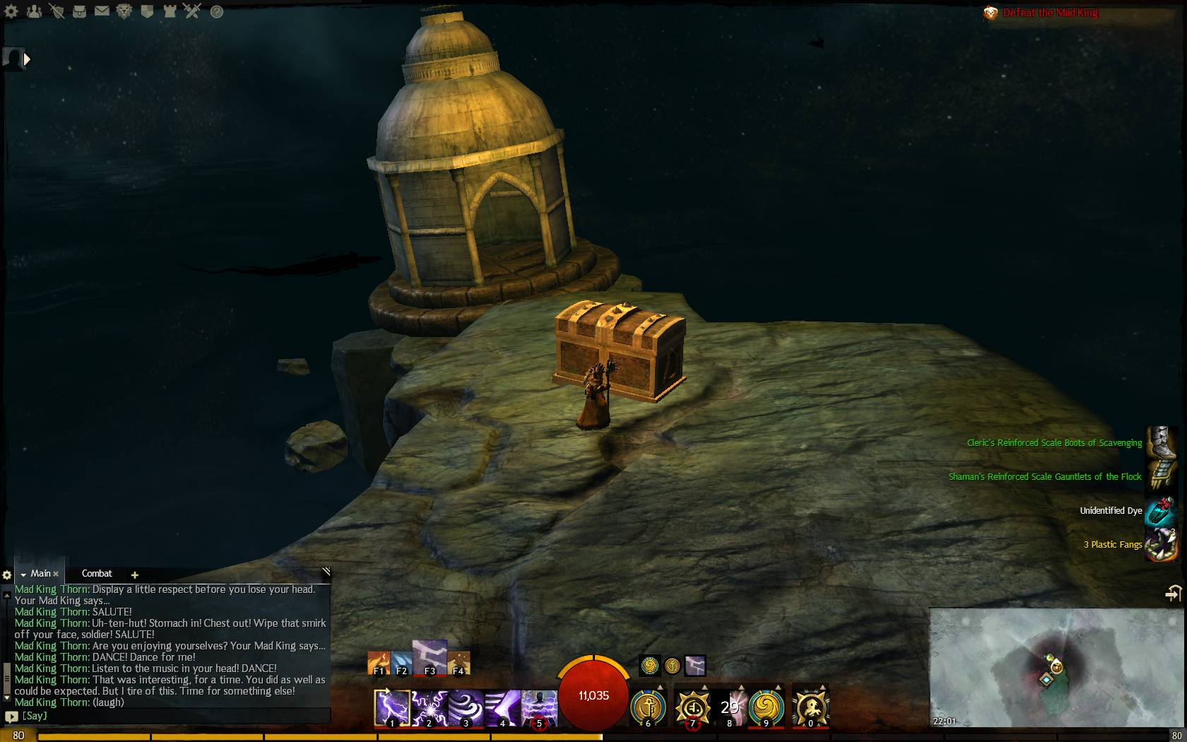 Guild Wars 2's Shadow of the Mad King Halloween event ...