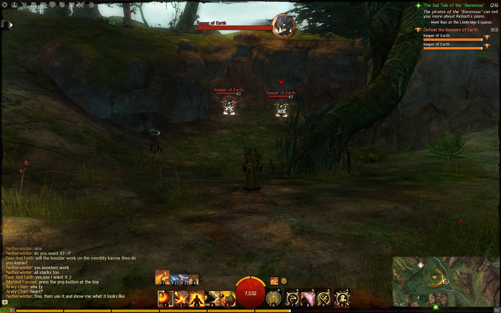 Hidden Garden Jumping Puzzle Keeper Of Earth 3 Guild Wars 2 Life