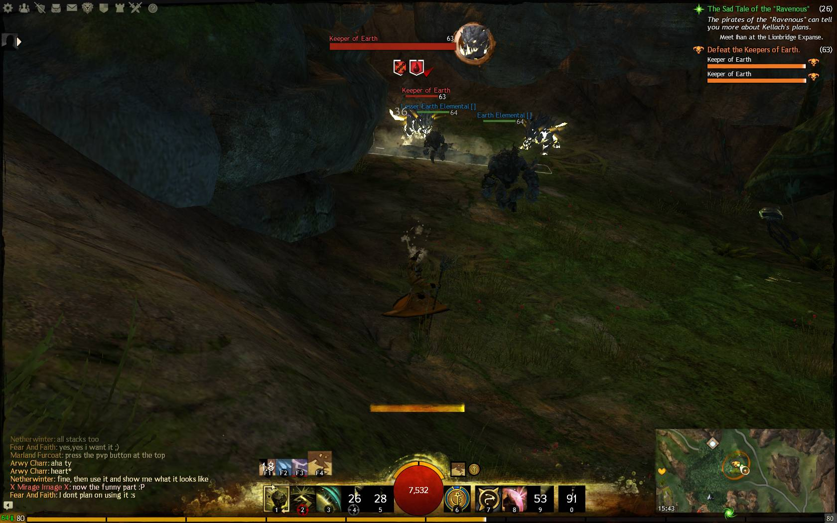 Hidden Garden Jumping Puzzle Keeper Of Earth 4 Guild Wars 2 Life