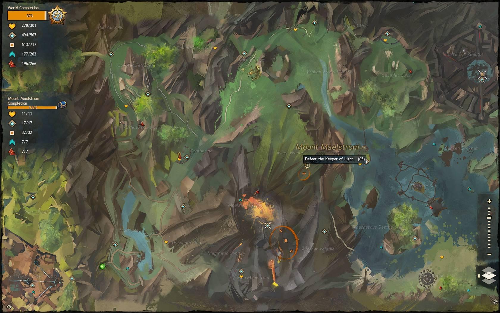 Hidden Garden Jumping Puzzle Keeper Of Light 2 Guild Wars 2 Life