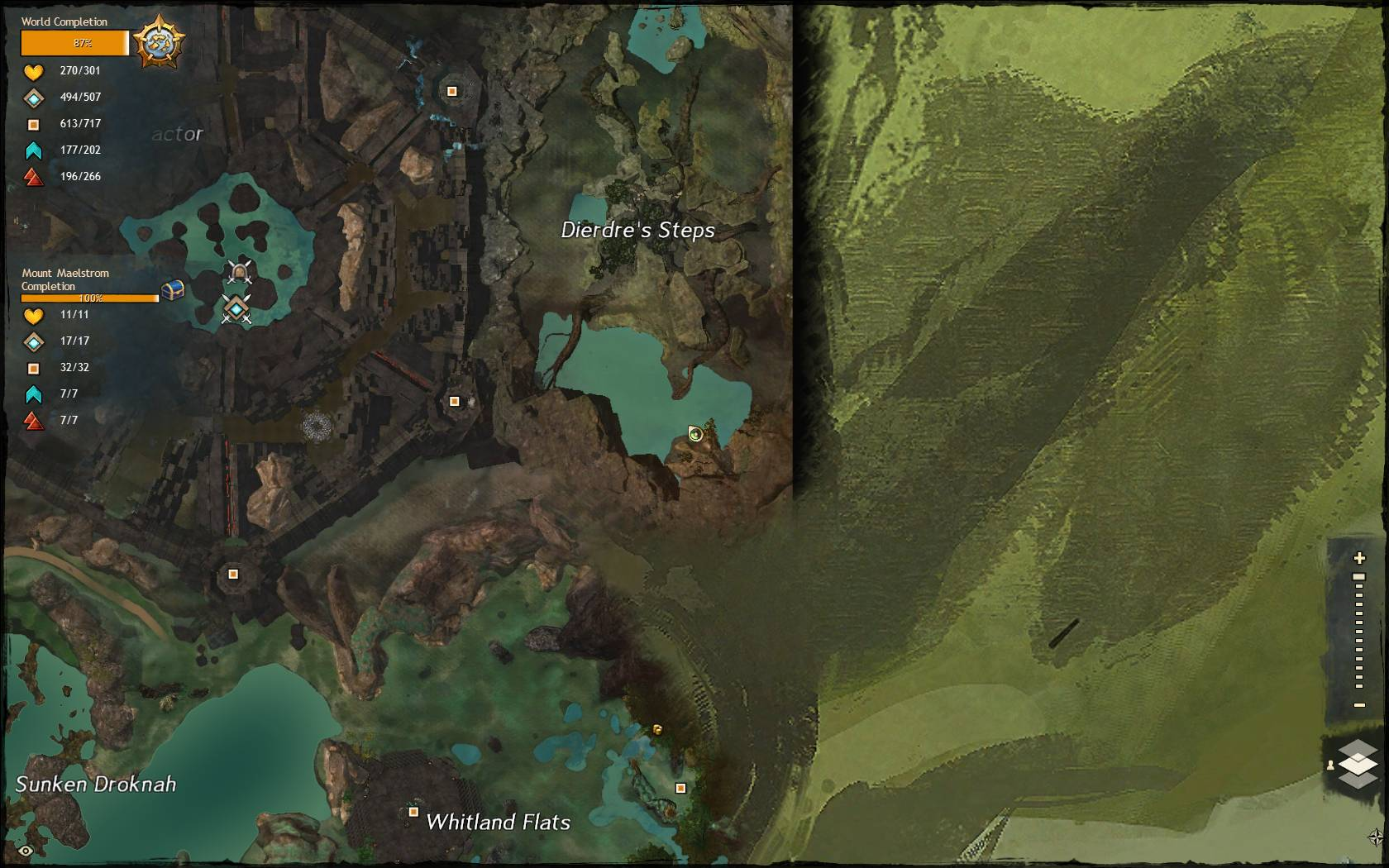 Hidden Garden Jumping Puzzle Keeper Of Waves 8 Guild Wars 2 Life
