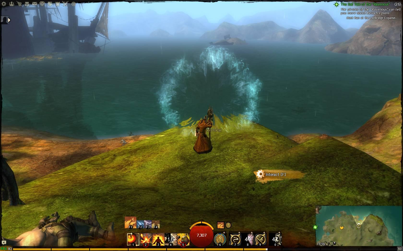 Hidden Garden Jumping Puzzle Keeper Of Wind 5 Guild Wars 2 Life