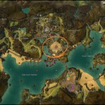 Lion's Arch Pumpkin Locations Map