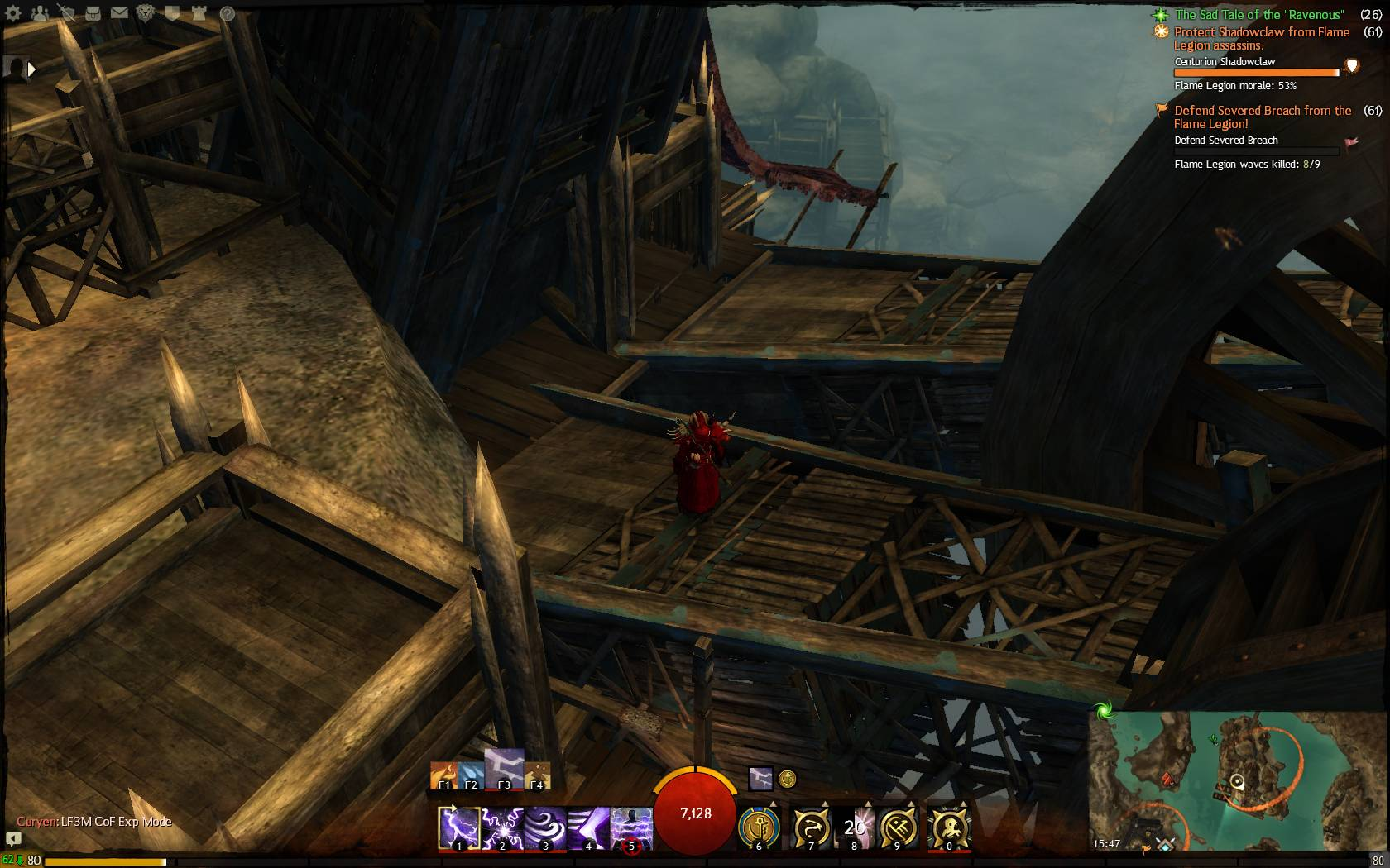 Pig Iron Quarry Jumping Puzzle