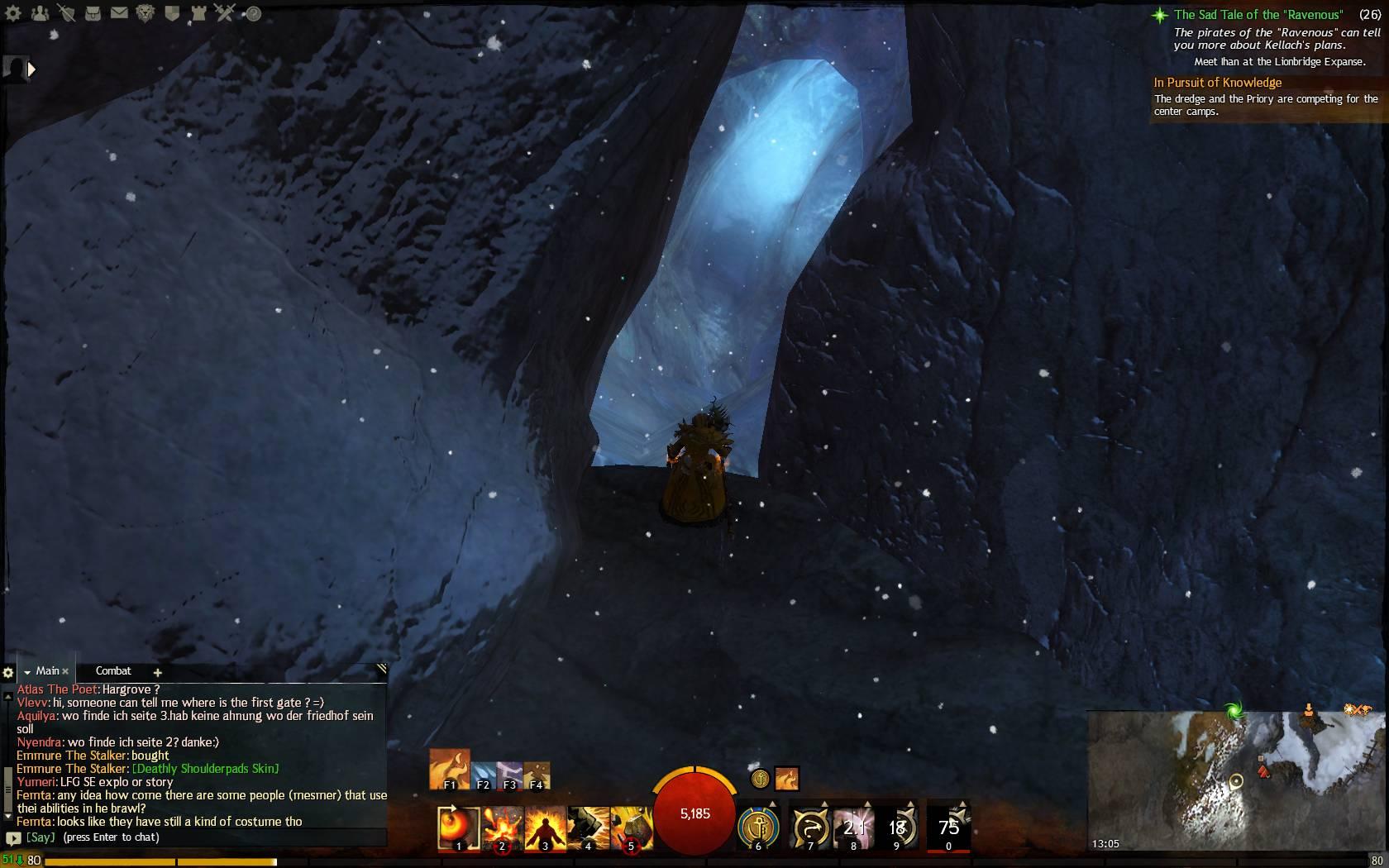Tribulation Caverns