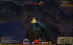 Behem Gauntlet jumping puzzle