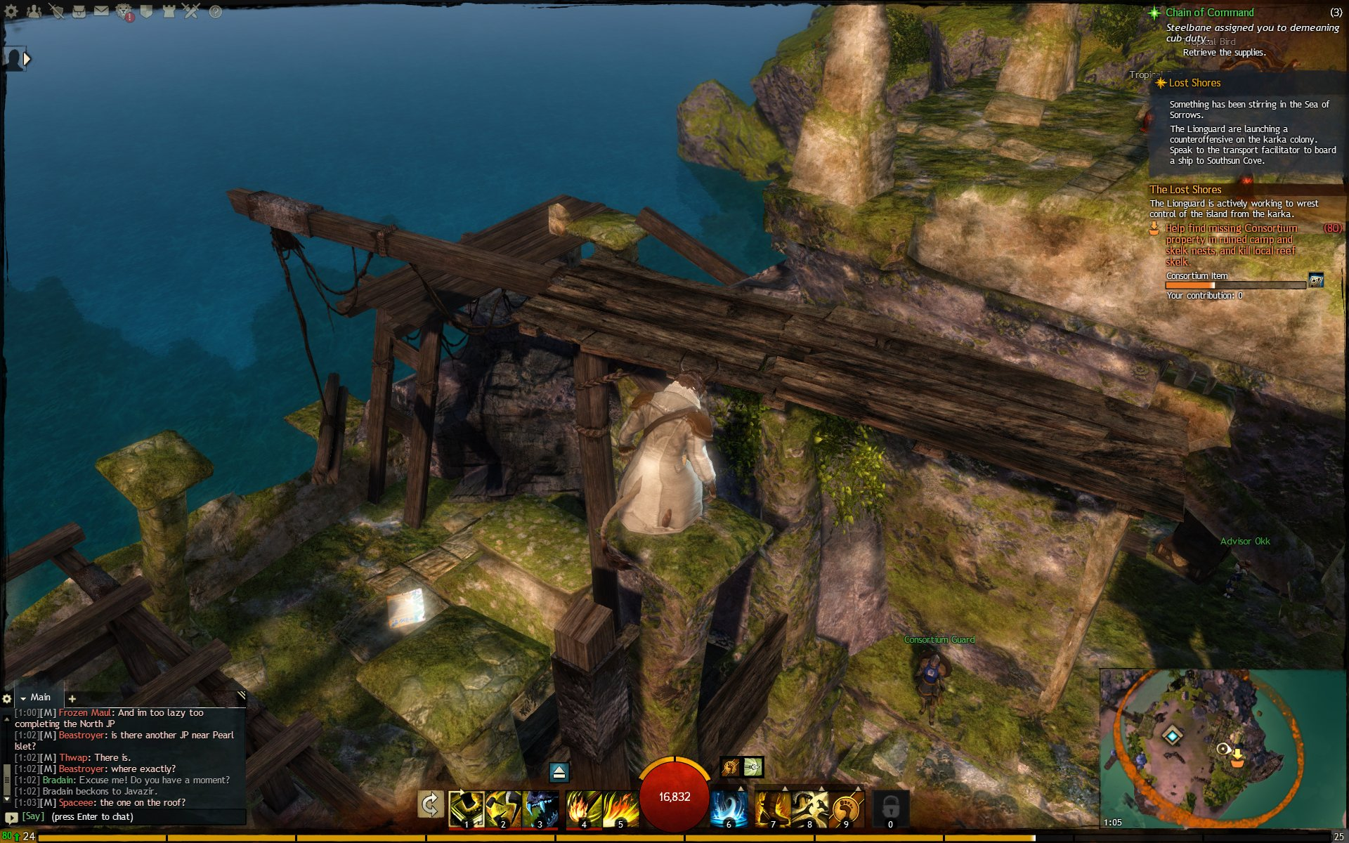 Under New Management Jumping Puzzle gw2