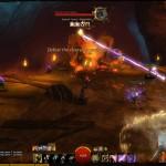 volcanic fractal destroy champion shaman 1