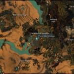 temple of melandru map location