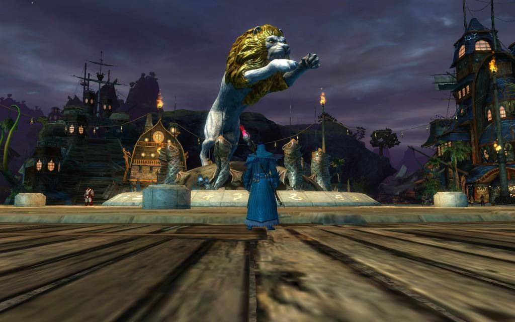 GW2 Lions Arch Statue