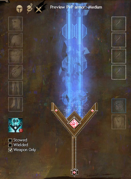 Gw2 Super Greatsword Guild Wars 2 Life