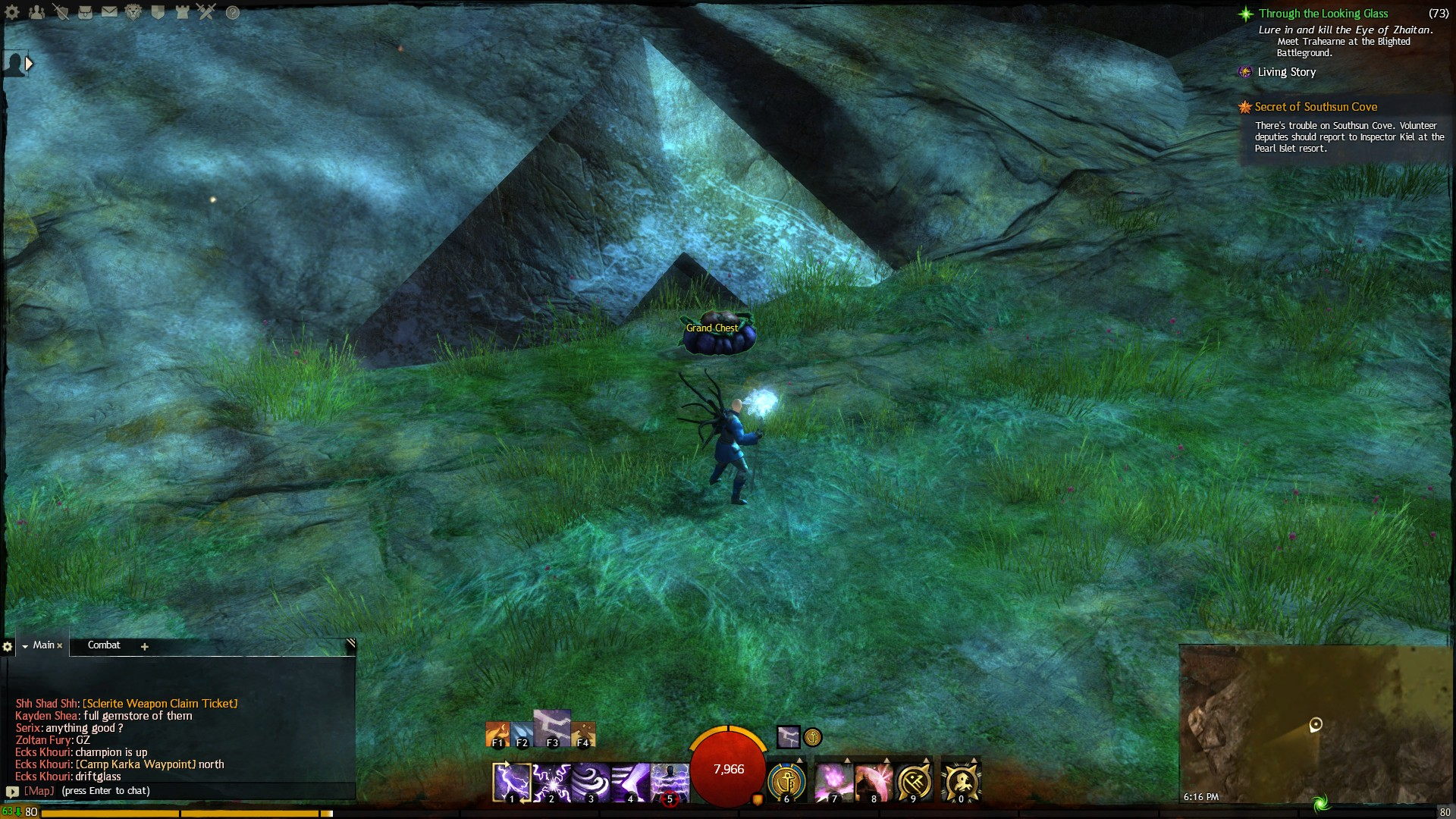 GW2 Conundrum Cubed Jumping Puzzle - Guild Wars 2 Life