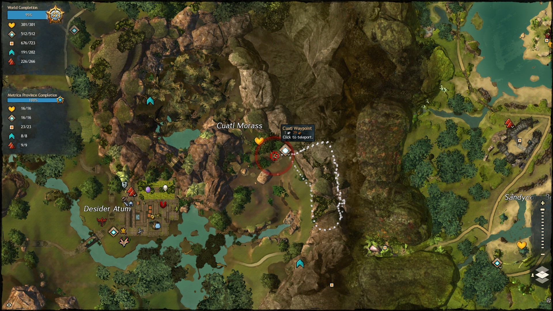 GW2 Sky Pirate Cache Achievement guide - Guild Wars 2 Life