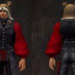 gw2 Fuzzy Bear Hat