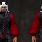 gw2 Fuzzy Panda Hat