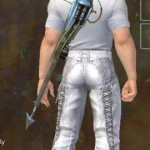 GW2 Aetherized Harpoon Gun Skin