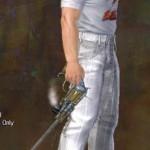 GW2 Aetherized Pistol Skin