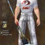 GW2 Aetherized Staff Skin