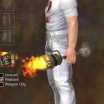 GW2 Aetherized Torch Skin