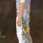 Sovereign Cinquedea Dagger Skin