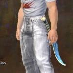 GW2 Zodiac Dagger Weapon Skin